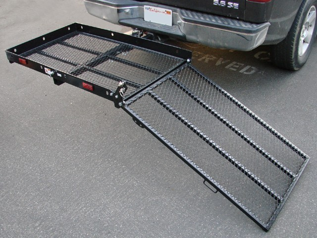 Scooter Car Hitch Carrier