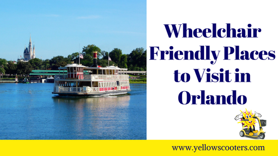 Wheelchair Friendly Places to Visit in Orlando Featured Image