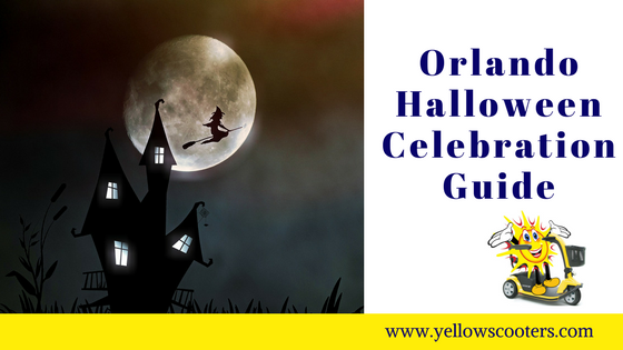Orlando Halloween Celebration Guide Featured Image