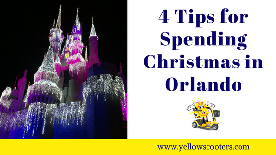 4 Tips for Spending Christmas in Orlando