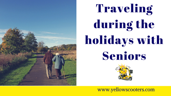Traveling during the holidays with Seniors Featured Image
