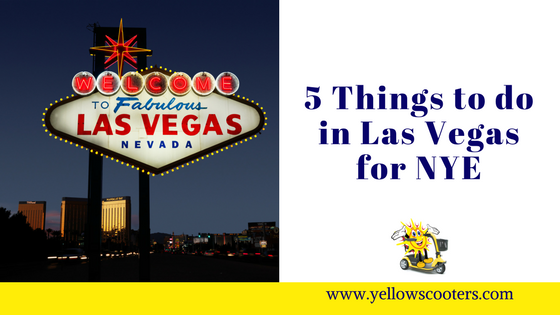 5 Things to Do Las Vegas for New Years Eve Featured Image