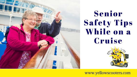 Senior Safety Tips While on a Cruise Featured Image