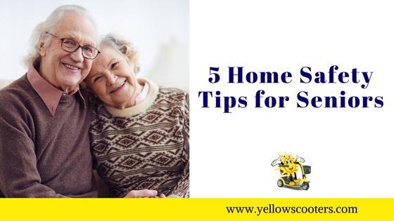 5 Home Safety Tips for Seniors Featured Image