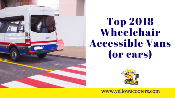 Top 2018 Wheelchair-Accessible Vans Featured Image