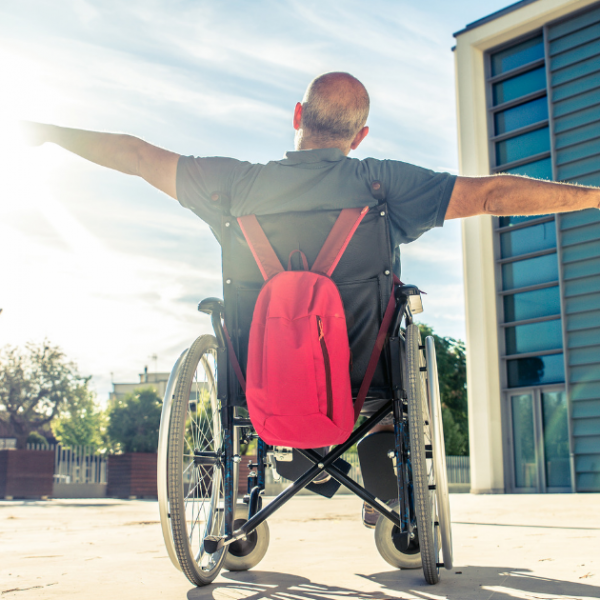 How to Exercise from Your Wheelchair – Limited Mobility Exercises Featured Image
