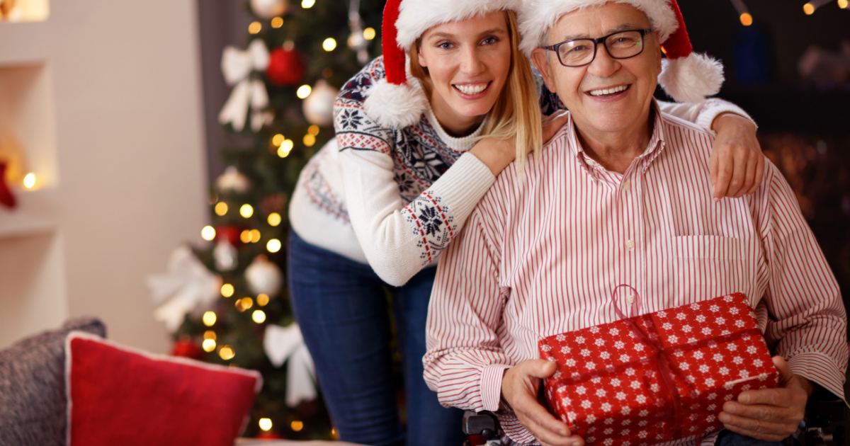 5 Christmas Gift Ideas for Wheelchair Users