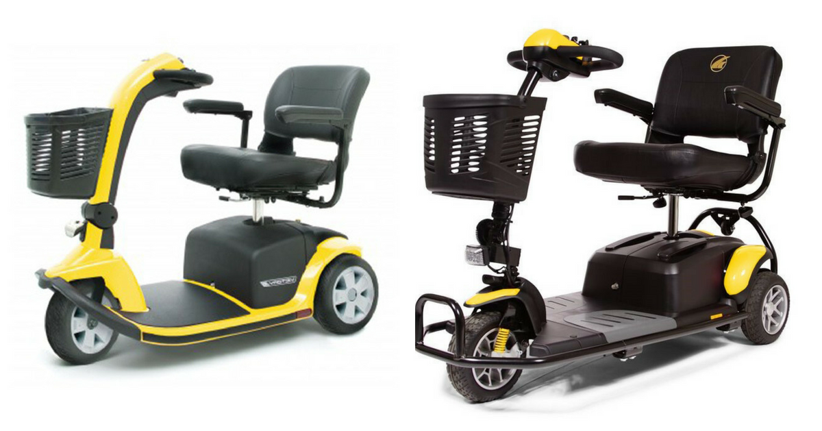 Travel Scooters vs Mid-Sized Scooters: Which Is Right for Me?