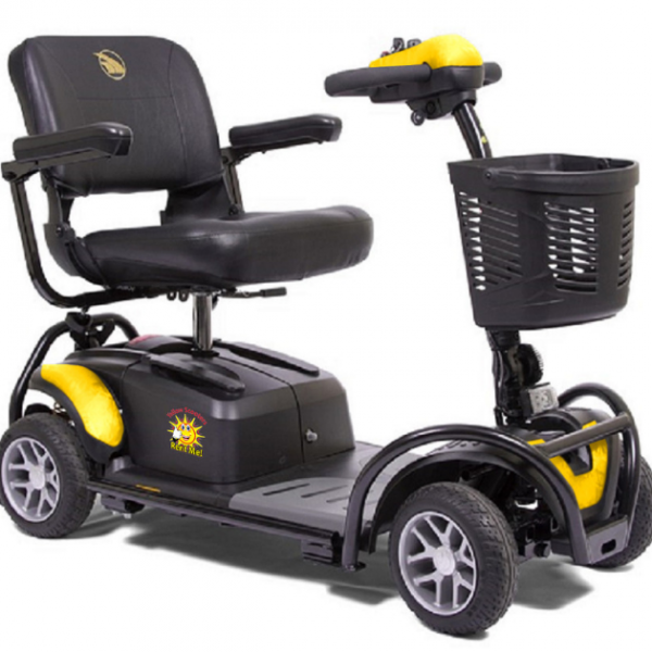 Four Reasons Why You Should Consider Buying a Mobility Scooter Featured Image