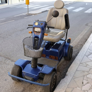 things about mobility scooters