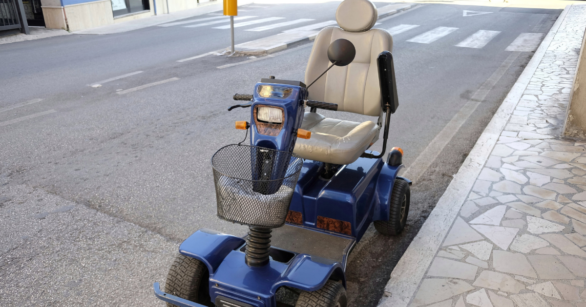 Three Things You Didn't Know About Mobility Scooters