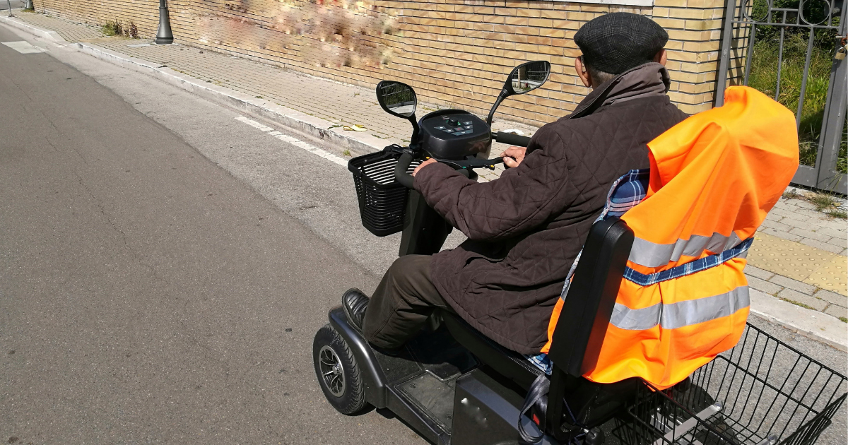Safety Tips for First-Time Mobility Scooter Users