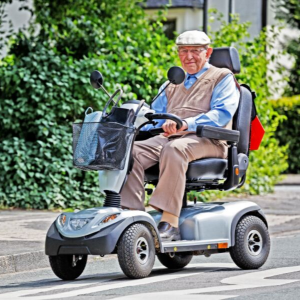 how easy is it to drive a mobility scooter