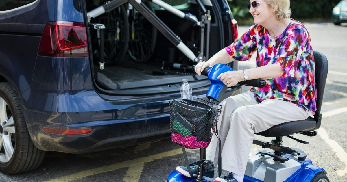Five Ways to Prevent Damage to Your Mobility Scooter Rental