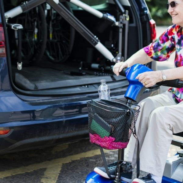 Five Ways to Prevent Damage to Your Mobility Scooter Rental Featured Image